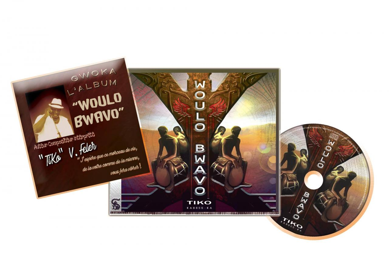 "CD ""WOULO BWAVO"""
