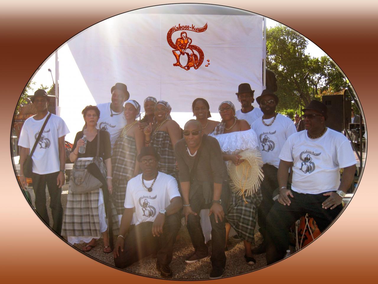 Groupe Kaboss-Ka le 10 mai 2015 Nation 2