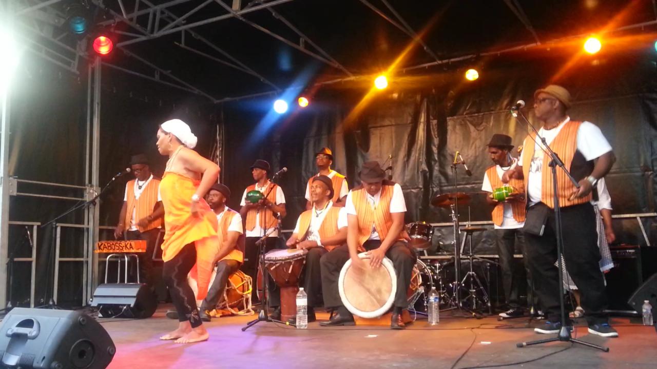 Kaboss-ka le 21 juin 2015 au Pré St Gervais