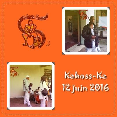 KABOSS-KA & AMIS 12 JUIN 2016 PAGE 2
