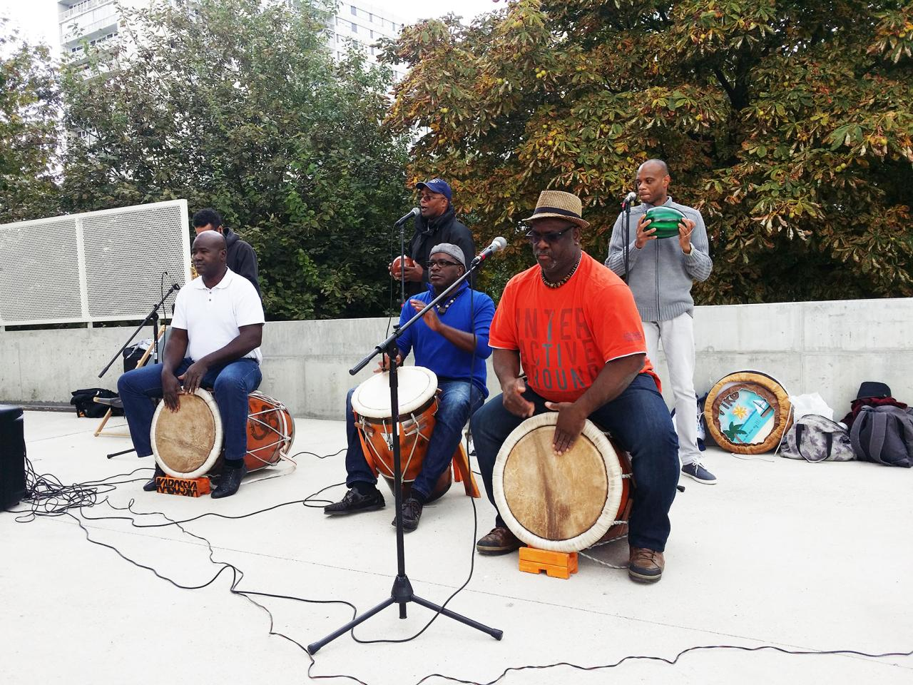 KabossKa Gwoka SalsaKa 8 octobre 2016