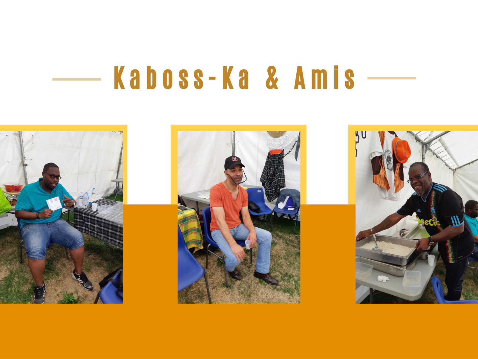 KABOSS-KA et AMIS 4