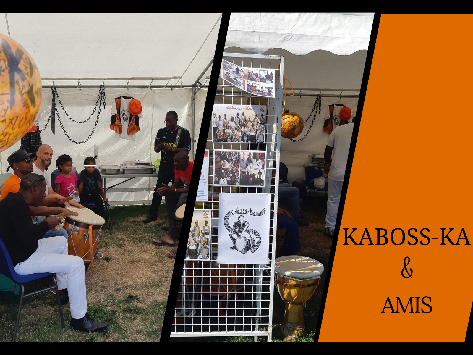KABOSS-KA et AMIS 6