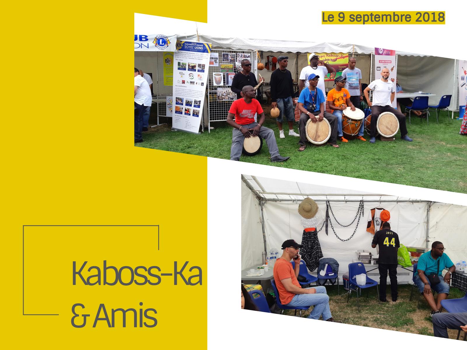 KABOSS-KA et AMIS