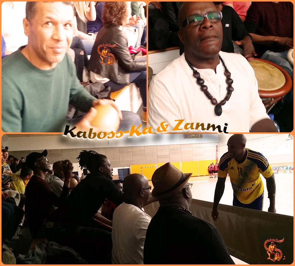 Kaboss-Ka & Zanmi match hand ball 2