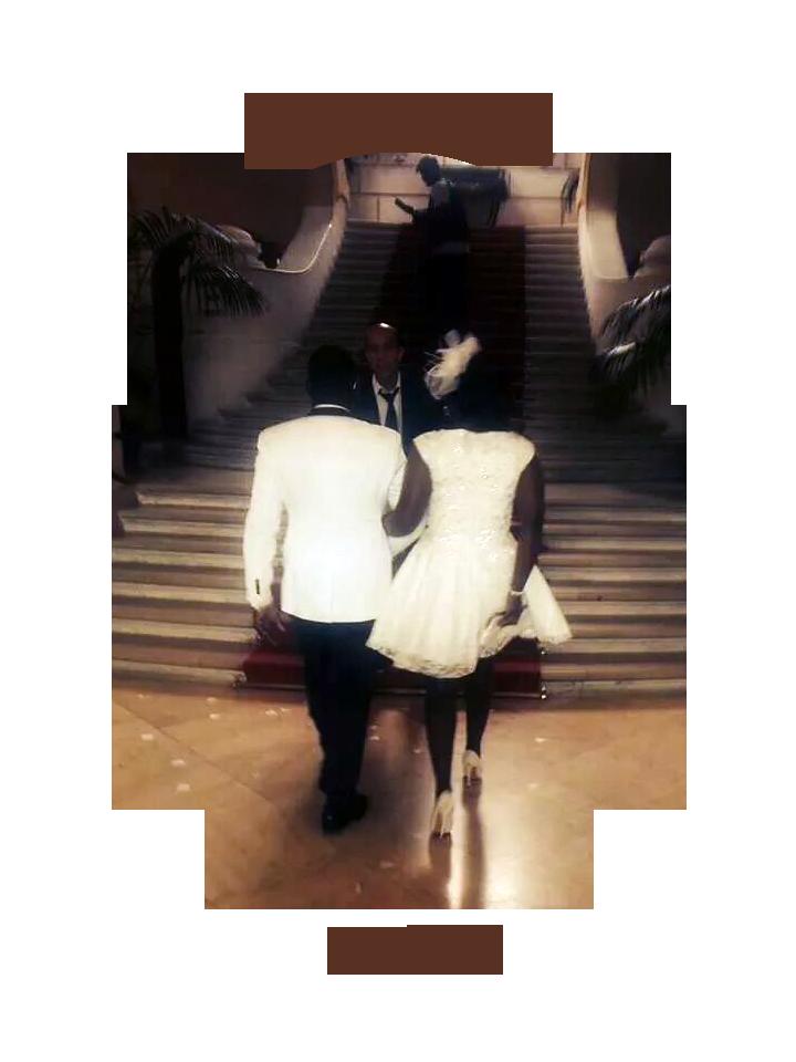 les futurs mariés