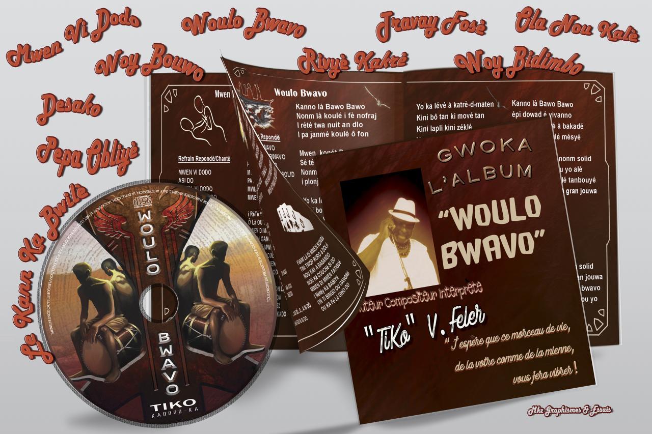 LIVRET CD WOULO BWAVO