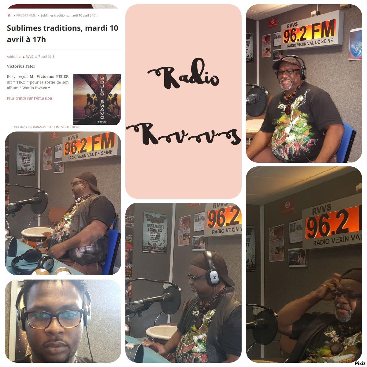 RADIO RVVS