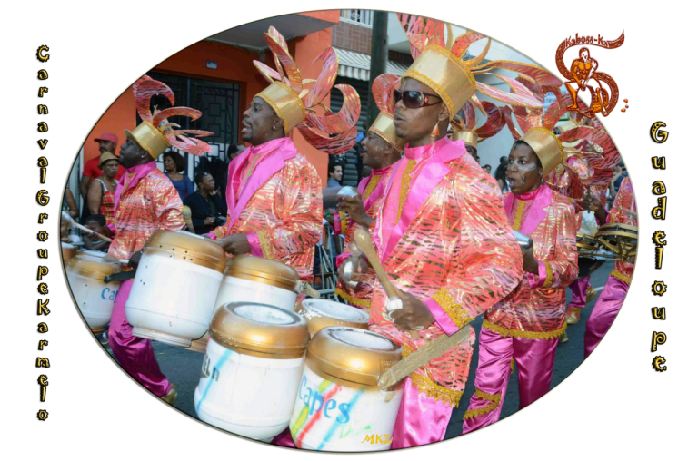 CARNAVAL GROUPE KARMELO - GUADELOUPE