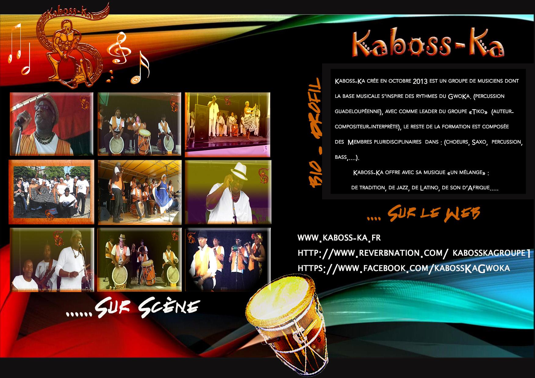 Presentation kaboss ka